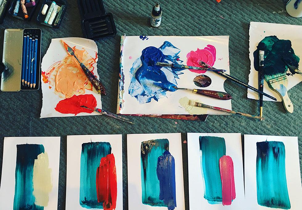 Explorations in Studio