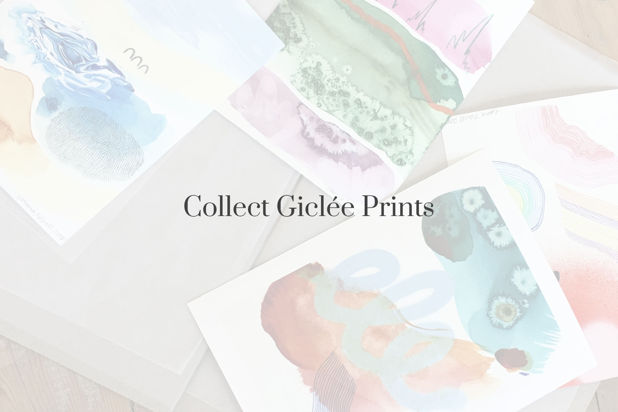 Collect Giclee Prints