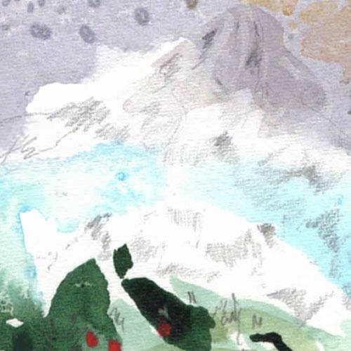 Alaska landscape art 1
