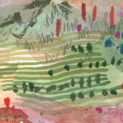 california landscape art 1