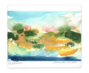 Delaware landscape art emma howell