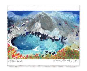 montana landscape art emma howell