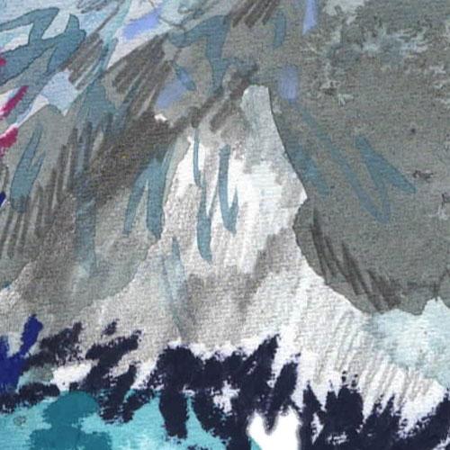 montana landscape art 2