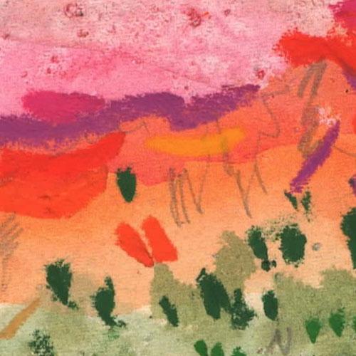 new mexico landscape art 4