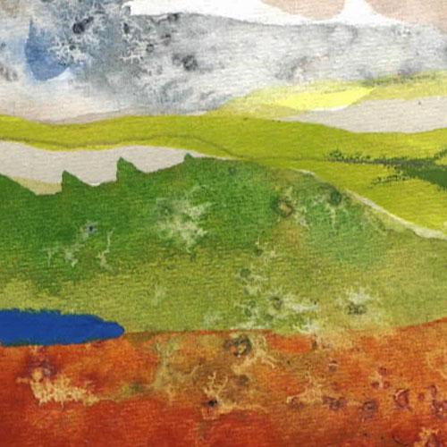South Dakota landscape art 2