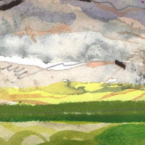 South Dakota landscape art 3