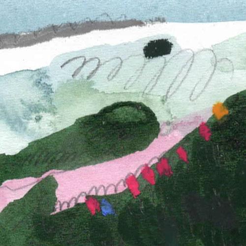 west virginia landscape art 1