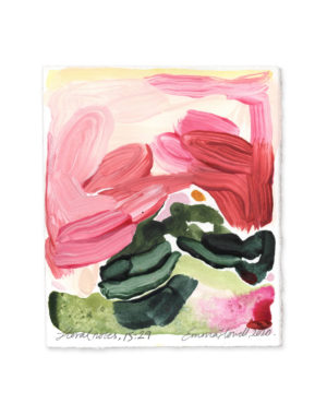 floral painting emma howell abstract