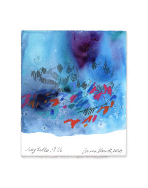 emma howell abstract painting