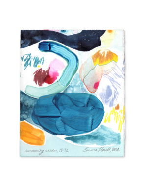 swimming pool painting emma howell