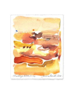 desert abstract landscape emma howell