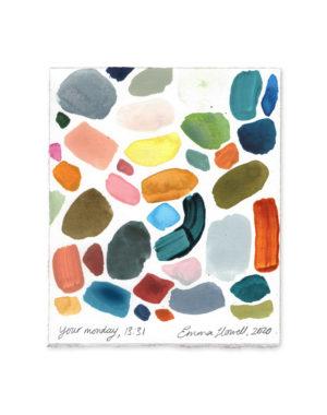 colour palette emma howell painting