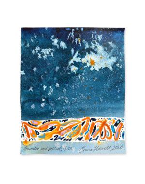 thunder painting emma howell navy