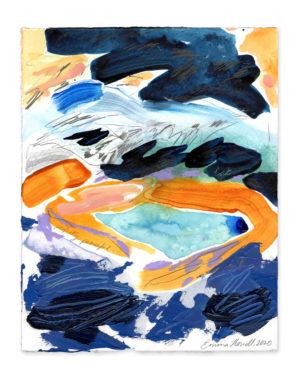indigo painting emma howell