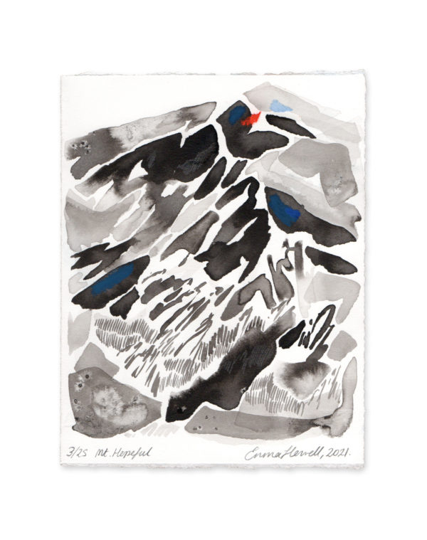 hopeful mountain emma howell