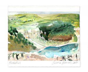 Berkshire landscape emma howell
