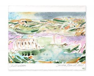 cheltenham landscape painting emma howell