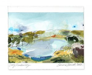 derry landscape painting emma howell