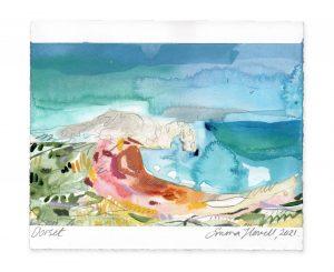 dorset landscape painting emma howell
