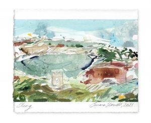 Eling landscape painting emma howell
