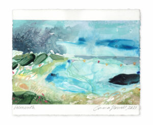 falmouth landscape painting emma howell