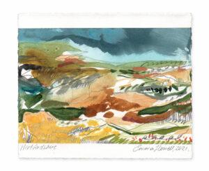 Hertfordshire landscape emma howell painting