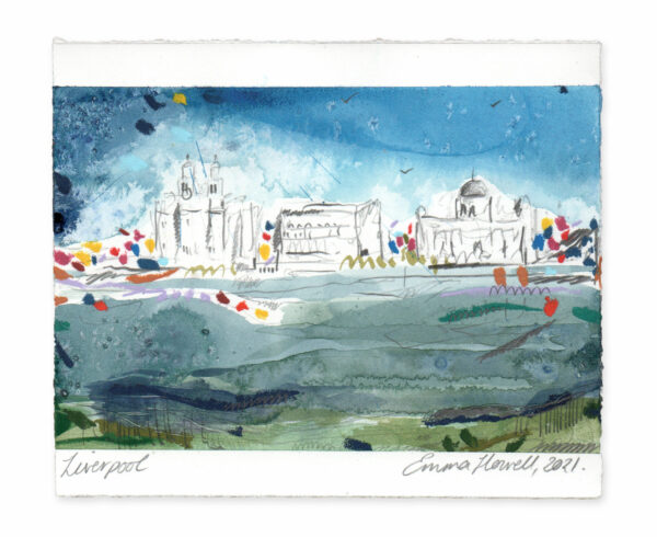 liverpool landscape painting emma howell