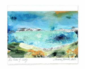 The Isles of Scilly landscape painting emma howell