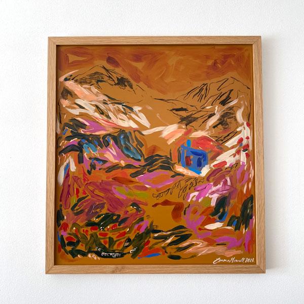 framed expression sienna emma howell