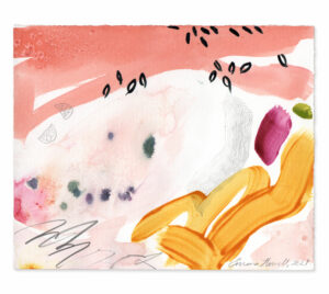 watermelon painting emma howell raw honey